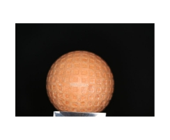 Antiker Golfball Art Deco Nr. 011