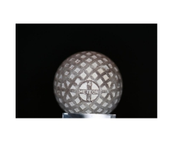 Antiker Golfball Art Deco Nr. 014