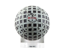 Antiker Golfball Art Deco Nr. 015