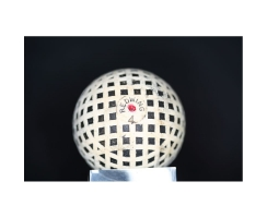 Antiker Golfball Art Deco Nr. 023