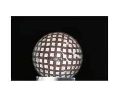 Antiker Golfball Art Deco Nr. 036