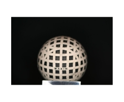 Antiker Golfball Art Deco Nr. 040