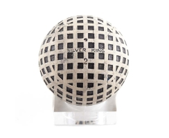 Antiker Golfball Art Deco Nr. 045