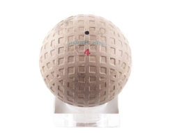 Antiker Golfball Art Deco Nr. 047