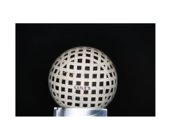 Antiker Golfball Art Deco Nr. 048