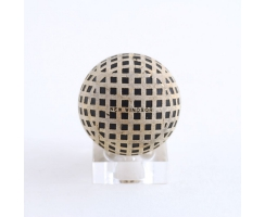 Antiker Golfball Art Deco Nr. 107  NEW WINDSOR