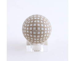 Antiker Golfball Art Deco Nr. 117 DUNLOP 1
