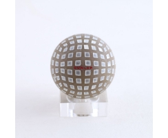 Antiker Golfball Art Deco Nr. 120 DUNLOP