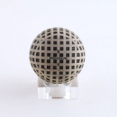 Antiker Golfball Art Deco Nr. 140
