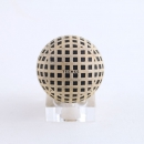 Antiker Golfball Art Deco Nr. 143