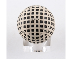 Antiker Golfball Art Deco Nr. 174 COBLIN 5