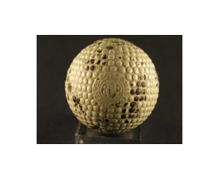 antique golf ball no. 27 RCH