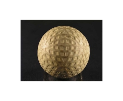 antique golf ball no. 39 Meriaen