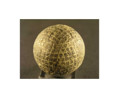 antique golf ball no. 40 Guttyball