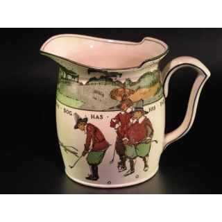 Royal Doulton water jug